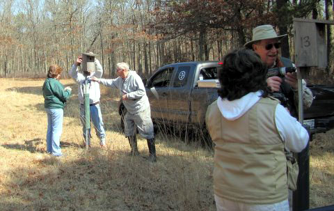 Preparing for the 2012 breeding season